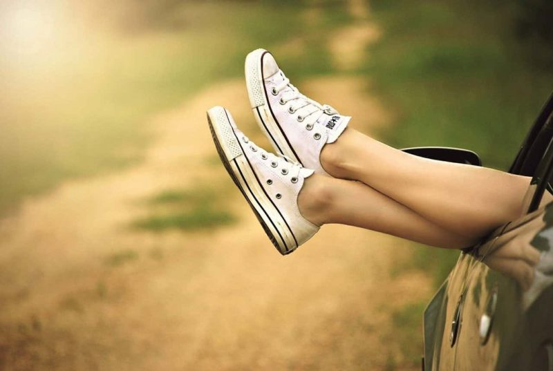 きれいな靴