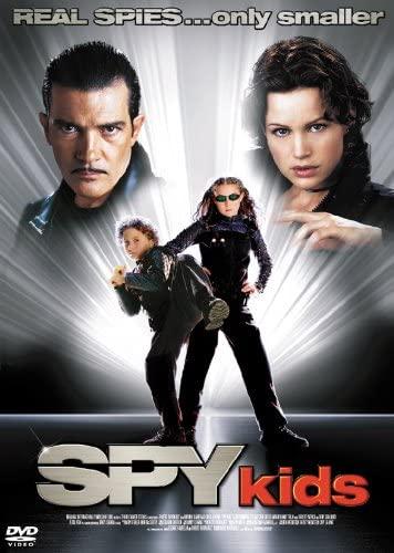 スパイキッズの映画の写真